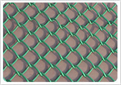 Double Loop Decorative Fence,Wire mesh fence,Woven wire mesh